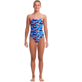 Funkita Strapped In One Piece Swimsuit Girls, lava lights